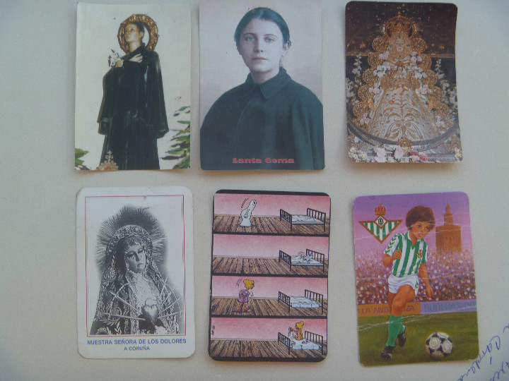 Calendarios: LOTE DE 100 CALENDARIOS DE BOLSILLO : FOURNIER, EROTICOS , RELIGIOSOS, ETC - Foto 11 - 78354081