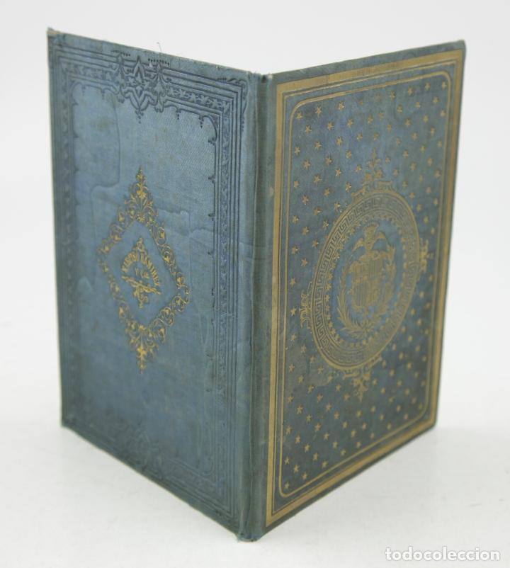 CALENDARIO PARA EL PRINCIPADO DE CATALUÑA, 1872, BARCELONA. 13,5X18CM (Coleccionismo para Adultos - Calendarios)
