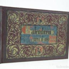Calendarios: CALENDARIO PARA 1889, ALMANAQUES AMERICANOS, BARCELONA. 22,3X15,5CM. Lote 111320539