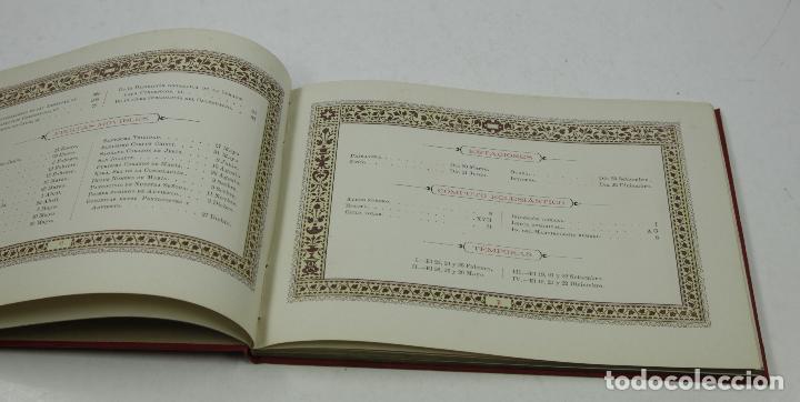 Calendarios: Calendario para 1888, almanaques americanos, barcelona. 22,3x15,5cm - Foto 6 - 111320643