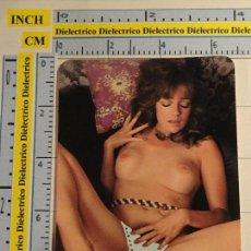 Calendarios: CALENDARIO DE BOLSILLO. AÑO 1995. DESNUDOS. MUJER SEXY ERÓTICA. SERIE B 4620 NO FOURNIER. Lote 136645174