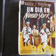 Calendarios: CALENDARIO DE BOLSILLO 1990 UN DIA EN NUEVA YORK 1990. Lote 115477403