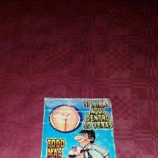 Calendarios: CALENDARIO DE BOLSILLO DESPLEGABLE - CON CHISTE - AÑO 1995. Lote 121074583