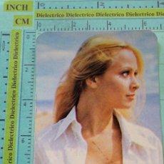 Calendarios: CALENDARIO DE BOLSILLO. AÑO 1974. MUJERES DESNUDOS SEXY EROTICA. DISCOTECA YUMA MÁLAGA NO FOURNIER. Lote 126029247
