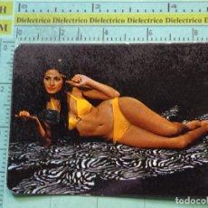 Calendarios: CALENDARIO DE BOLSILLO. AÑO 1974. MUJERES DESNUDOS SEXY EROTICA. DISCOTECA YUMA MÁLAGA NO FOURNIER. Lote 126029491
