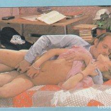 Calendarios: CALENDARIO EROTICO EXTRANJERO 1985 - PORNO. SEXO EXPLICITO. DESNUDO. Lote 143546454