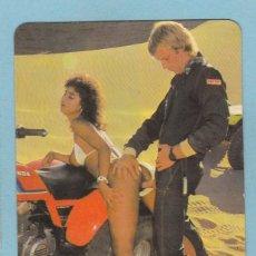 Calendarios: CALENDARIO EROTICO EXTRANJERO 1985 - PORNO. SEXO EXPLICITO. DESNUDO. Lote 143546662
