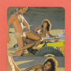 Calendarios: CALENDARIO EROTICO EXTRANJERO 1985 - PORNO. SEXO EXPLICITO. DESNUDO. Lote 143546730