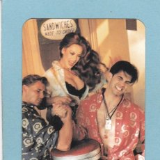 Calendriers: CALENDARIO EROTICO EXTRANJERO 1994 - PUBLICITARIO - CHICA Y CHICOS. Lote 143763242