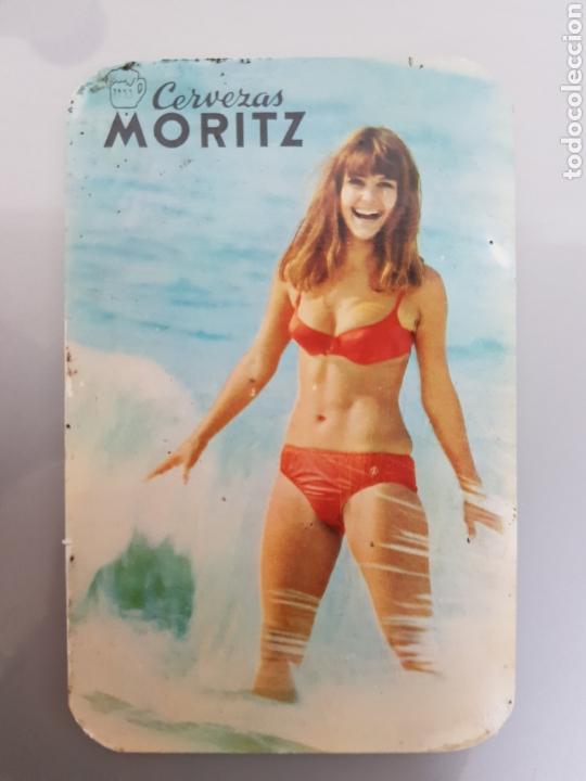 Calendarios: LOTE 5 CALENDARIOS BOLSILLO 1969 CERVEZAS MORITZ - Foto 5 - 145210794