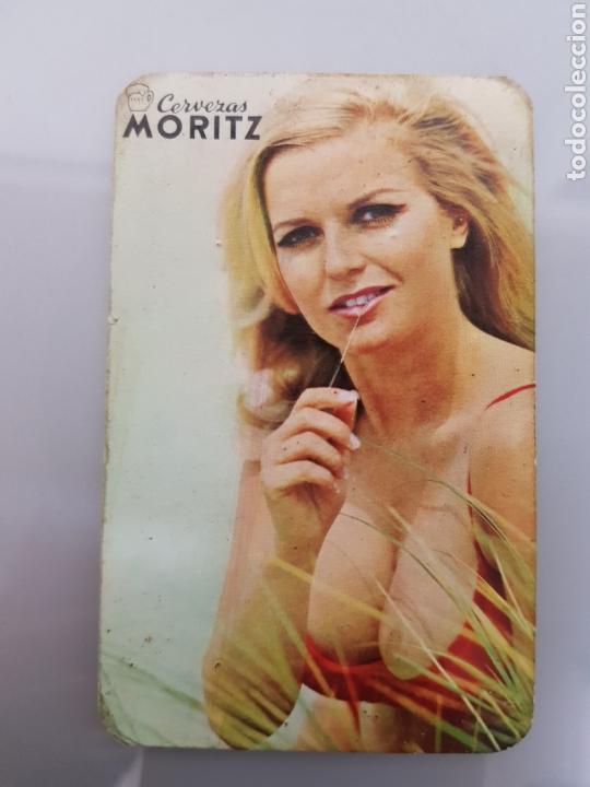 Calendarios: LOTE 5 CALENDARIOS BOLSILLO 1969 CERVEZAS MORITZ - Foto 6 - 145210794