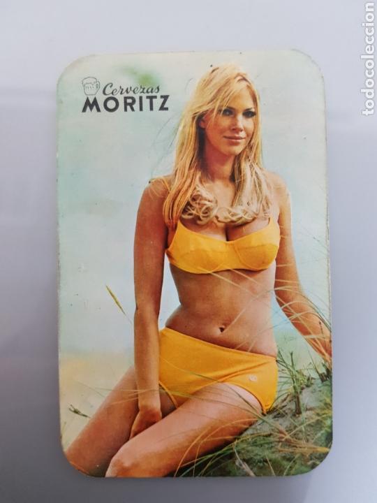 Calendarios: LOTE 5 CALENDARIOS BOLSILLO 1969 CERVEZAS MORITZ - Foto 7 - 145210794