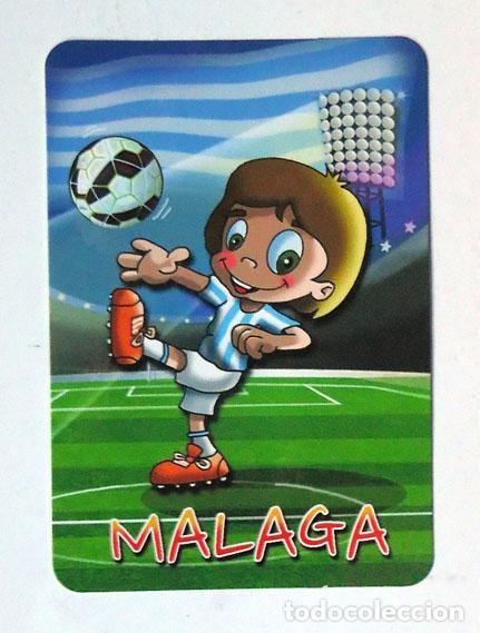 Futbol Calendario.Calendario Bolsillo Futbol Malaga 2019