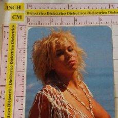 Calendarios: CALENDARIO DE BOLSILLO. DESNUDOS. AÑO 1992. MUJER SEXY ERÓTICA. NO FOURNIER. Lote 155969562