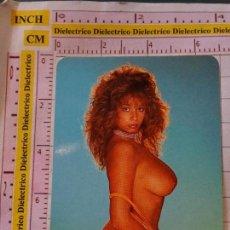 Calendarios: CALENDARIO DE BOLSILLO. DESNUDOS. AÑO 1992. MUJER SEXY ERÓTICA. NO FOURNIER. Lote 221574311