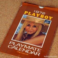 Calendarios: PLAY BOY. Lote 162558766