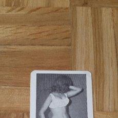 Calendriers: CALENDARIO CHICA EROTICA FABRICA DE FAJAS Y SOSTENES BELDAD AÑO 1964 - VER FOTO ADICIONAL. Lote 164070590