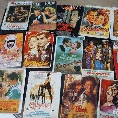Calendarios: 14 CARTELERA PELICULAS CLASICAS ENTRE 1986 Y 1997. Lote 189213931