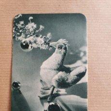 Calendarios: CALENDARIO DE BOLSILLO 1950. CAJA GENERAL DE AHORROS Y PRÉSTAMOS DE LA PROVINCIA DE SORIA. Lote 191070863