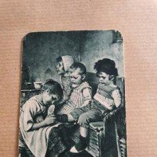 Calendarios: CALENDARIO DE BOLSILLO 1950. CAJA GENERAL DE AHORROS Y PRÉSTAMOS DE LA PROVINCIA DE SORIA. Lote 191070997