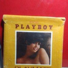 Calendarios: 1966 PLAYBOY : PLAYMATE DESK CALENDAR . Lote 198553797