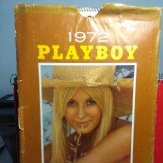 Calendarios: 1972 PLAYBOY : PLAYMATE CALENDAR . Lote 198554077