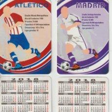 Calendarios: CALENDARIO DE SERIE. Lote 221322650