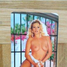 Calendarios: CALENDARIO CHICA EROTICA AÑO 1998.. Lote 227146420