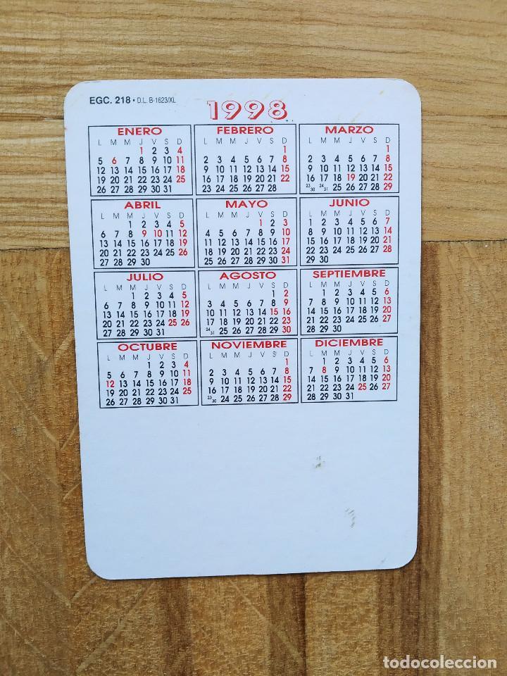 Calendarios: CALENDARIO CHICA EROTICA AÑO 1998. VER FOTO ADICIONAL - Foto 2 - 227146530