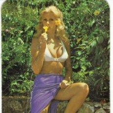 Calendarios: CALENDARIO DE BOLSILLO AÑO 1975 BERGA, BAR FLOR DE NEU. Lote 227890735