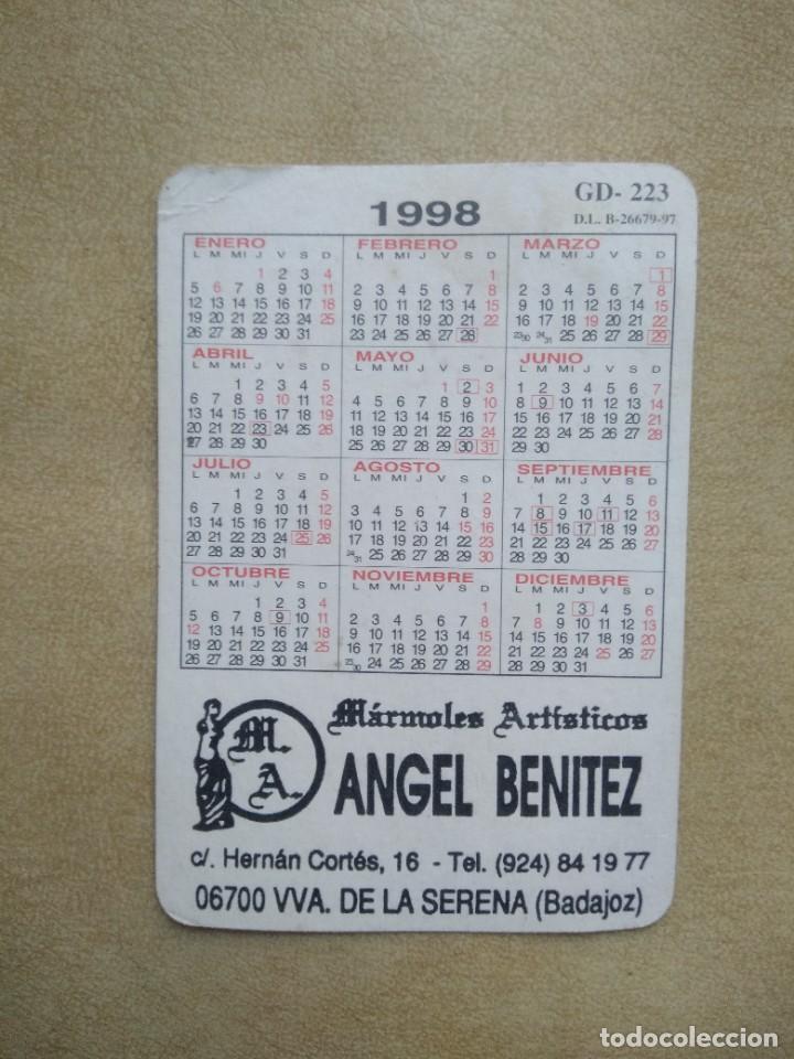 Calendarios: calendario erotico 1998 - Foto 2 - 227977450