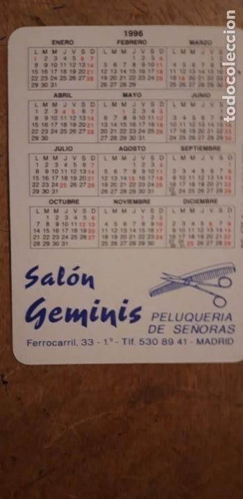 Calendarios: 12 CALENDARIOS SERIADOS DE ** HORÓSCOPO ** CASA BO.. AÑO 1996 . CON PUBLICIDAD - Foto 2 - 241489680