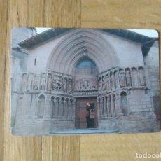 Calendarios: CALENDARIO PUBLICITARIO. IGLESIA DE SAN BARTOLOME (LOGROÑO) AÑO 1998. VER FOTO ADICIONAL. Lote 245385895