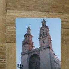 Calendarios: CALENDARIO PUBLICITARIO. CATEDRAL STA M. LA REDONDA (LOGROÑO) AÑO 1998. VER FOTO ADICIONAL. Lote 245385970