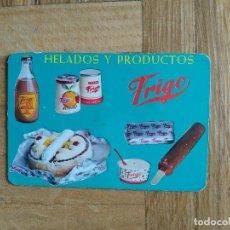 Calendarios: CALENDARIO PUBLICITARIO. HELADOS Y PRODUCTOS FRIGO AÑO 1966. VER FOTO ADICIONAL. Lote 245388535