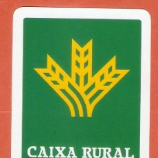 Calendarios: CALENDARIO DE BOLSILLO FOURNIER AÑO 2007 CAJAS DE AHORROS/ BANCOS - CAIXA RURAL GALEGA. Lote 245648805