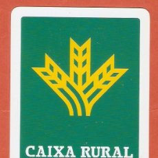 Calendarios: CALENDARIO DE BOLSILLO FOURNIER AÑO 2008 CAJAS DE AHORROS/ BANCOS - CAIXA RURAL GALEGA. Lote 245649130