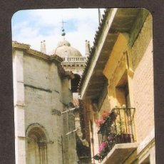 Calendarios: CALENDARIO DE BOLSILLO PUBLICITARIO AÑO 2002 TRAS IGLESIA - DUEÑAS - PALENCIA - VER FOTO REVERSO. Lote 245655120
