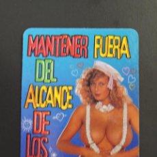 Calendários: CALENDARIO BOLSILLO - DESNUDO DE MUJER CHICA - SERIE MC Nº 175 - AÑO 1994. Lote 275864728