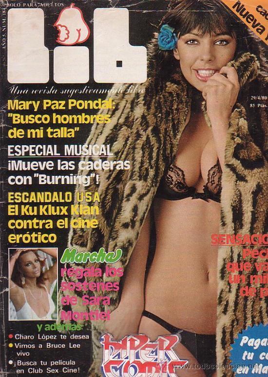 Lib Nº 184 29480 Mary Paz Pondal Dorys Sw Vendido En Venta