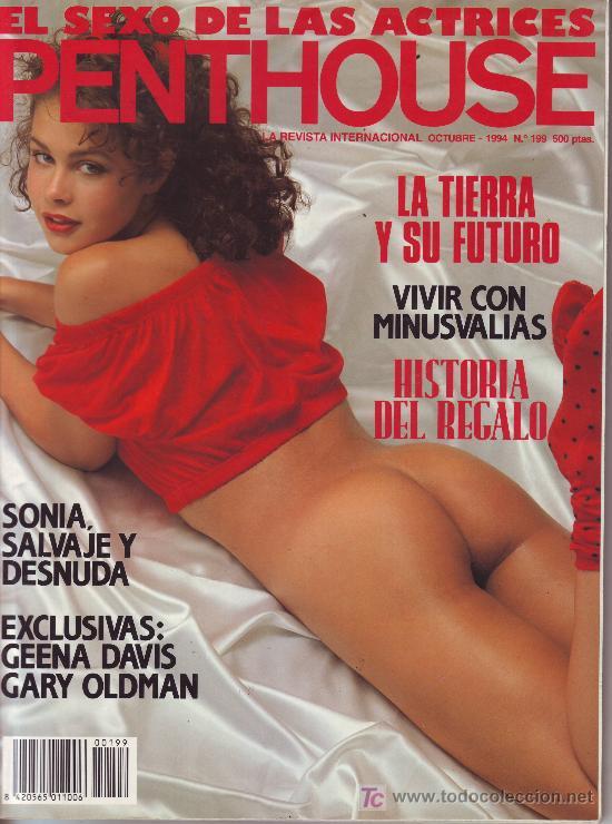 Penthouse Nº 199 Octubre De 1994 Actrices Des Sold Through