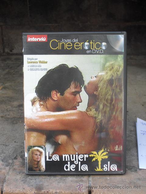 DVD PELICULA EROTICA