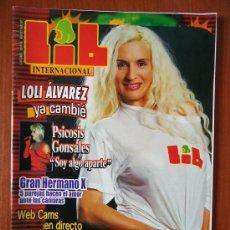 Lib Internacional Numero 567 Loli Alvarez Psi Vendido En Venta