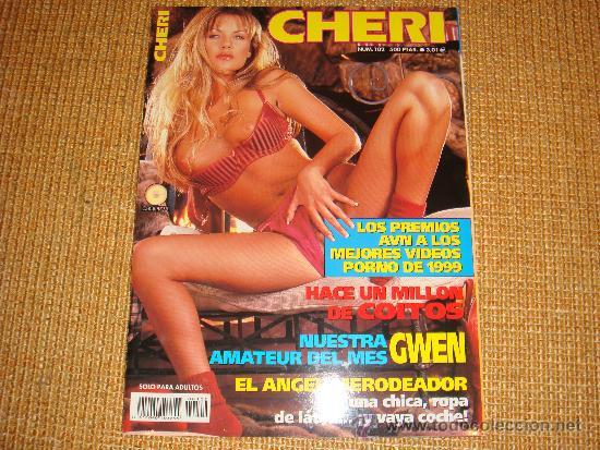 REVISTA XXX - CHERI Nº 102 (Coleccionismo - Adultos)