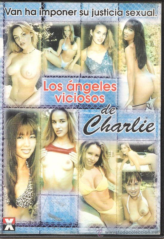 LOS ANGELES VICIOSOS DE CHARLIE, USADO (Coleccionismo - Adultos)