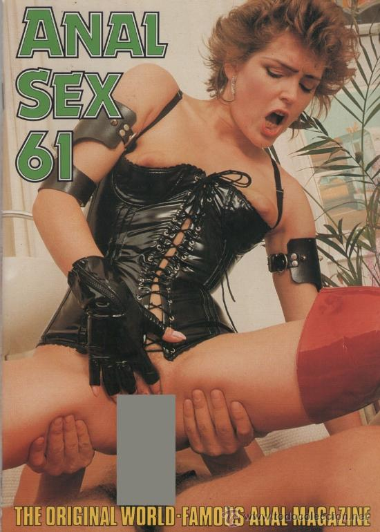 Color Anal Porn - Anal sex # 61 /1986 ~ color climax corporation - Sold ...