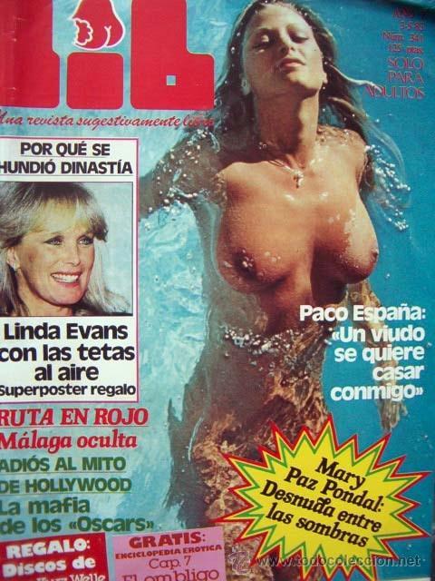 Revista Lib Nº 341 Linda Evans Dinastia Tv S Sold Through