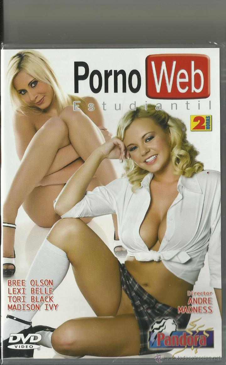 Nueva Web Porn dvd x, porno web estudiantil, nueva precintada - sold