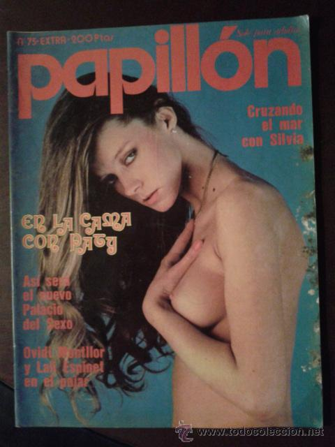 Revista Papillon Nº 75 Silvia Marsó Azafata Un Vendido En Venta