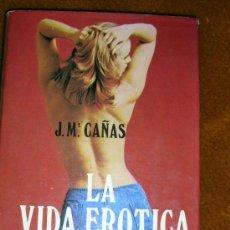 Libros: VIDA ERÓTICA EN ESPAÑA. 1976. LIBRO DE 319 PAGINAS. ... Lote 27244546